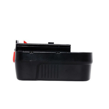 6PCS 2000mAh 18V NI-CD Replacement Power Tool Battery for Black & Decker HPB18 244760-00 A1718 A18
