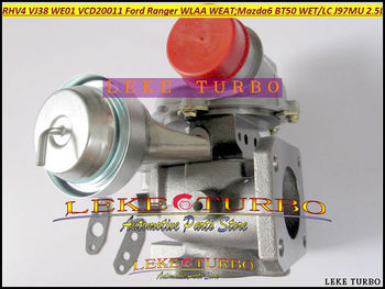 Turbo RHV4 VJ38 VED20011 WE01 WE01F Turbokompresorius Už MAZDA 6 2006 - BT50 BT-50 DRĖGNŲ WLC